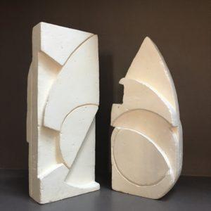 DUOBUS (Virum & Domina) plâtre